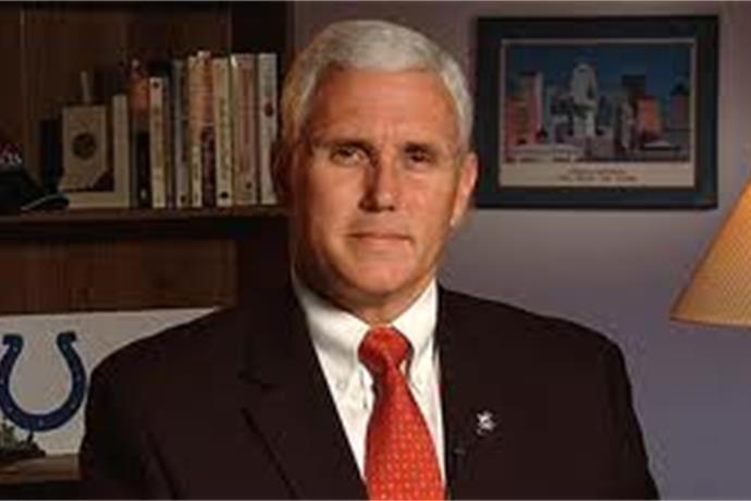 Pence Visits Coal Mine, Evansville As Part Of Gubernatorial Campaign_6020340939869013254