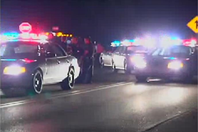 Evansville Man Hits Police Cars During Chase _-4046012507340127745