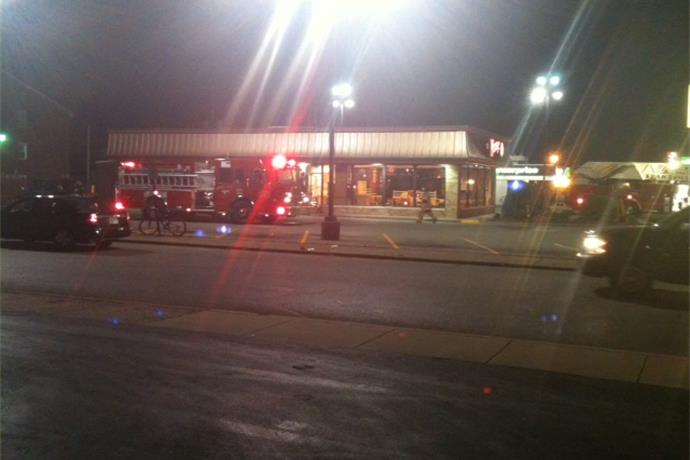 UPDATE_ Fire Crews On Scene Of Fire At Wendy's in Evansville_2688257349326620527