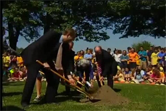 Evansville Day School Breaks Ground on Campus Renovation_-2189815173967230657