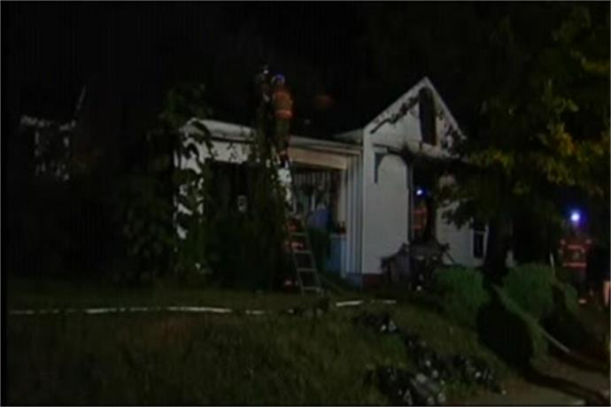Overnight House Fire in Boonville_6362656574198072416