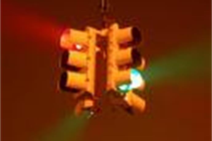 New Traffic Light Installed in Northern Vanderburgh County_-4672882728147533164