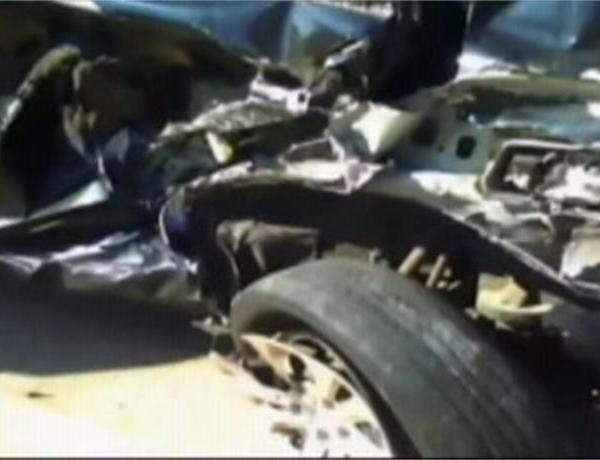 Evansville Man Wrecks Twice In One Night_-181157051955854719