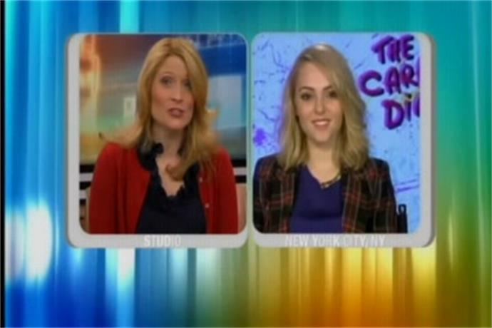 _The Carrie Diaries_ Star Talks About Her Role as Carrie Bradshaw _-6742630280791703530