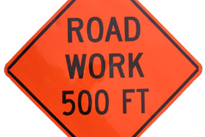 U.S. 41 Lane Closed Down Infront of Whirlpool_-943200197367086935