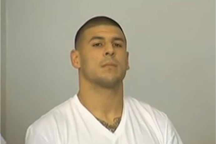 Ex-Patriots Player Hernandez Charged With Murder_7892759500665015538