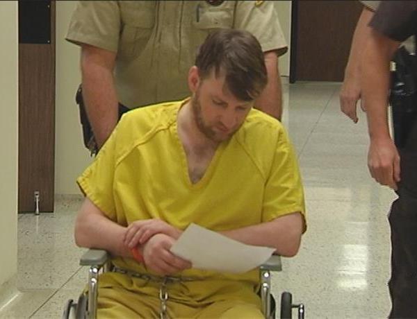 Jeffrey Weisheit Spends First Day on Indiana's Death Row_758419265857342311