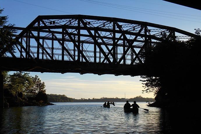 The Rotary of Evansville Pigeon Creek Canoe_Kayak Launch_-7679601275873506658