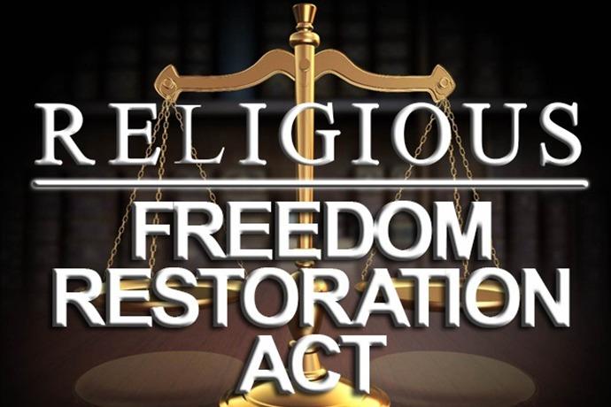 Religious Freedom Restoration Act_546275214173752537