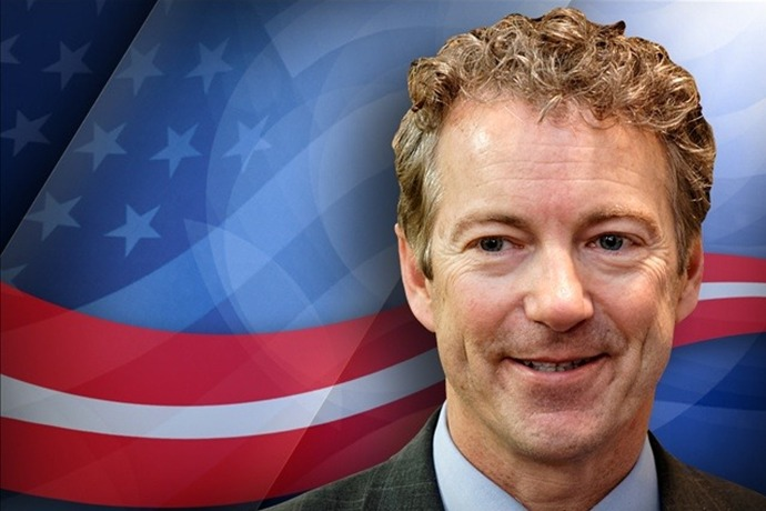2016 candidate for Republican nomination for president Rand Paul_6050117640338555785