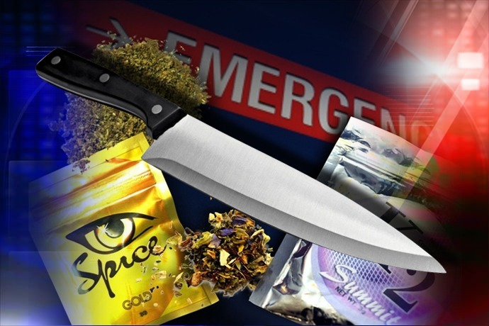 Man says he stabbed after finding men smoking synthetic pot_-2468996285055414729