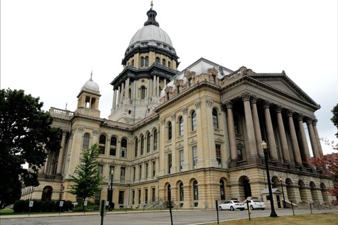 Illinois State Capitol Building_7410219177954593855