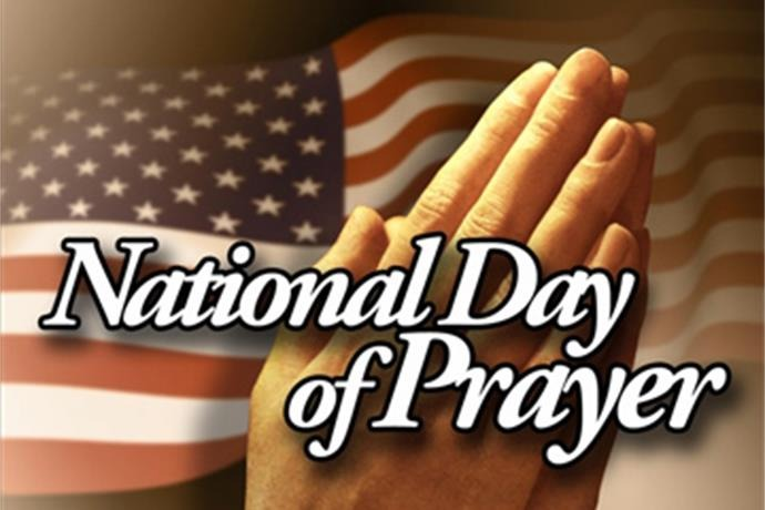 Tri-State Taking Part in National Day of Prayer_347451825193831176