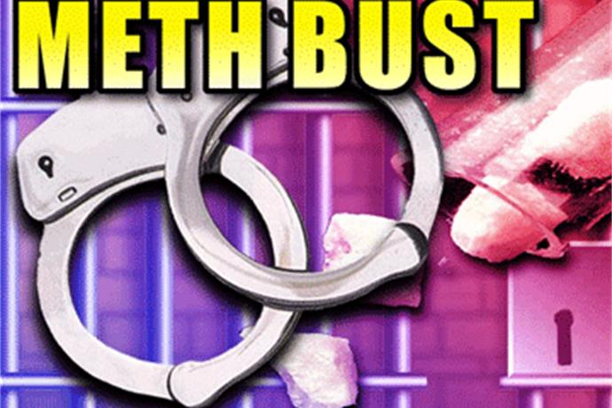 Fire leads to Meth arrests in Warrick County_-1946319053954724828