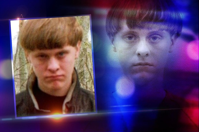 Dylann Roof, 21, arrested in connection to the Charleston church shootings_3060090346397714963