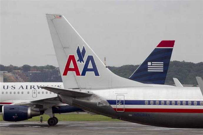 American Airlines and US Airways to Merge_5974417729837810497