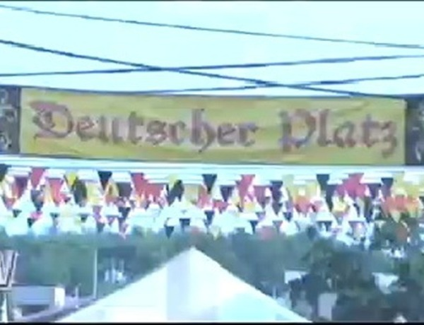 Jasper Indiana Strassenfest Dubois County