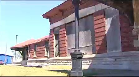 Henderson Train Depot