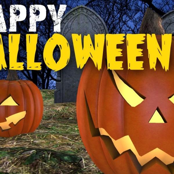 Generic Happy Halloween Photo