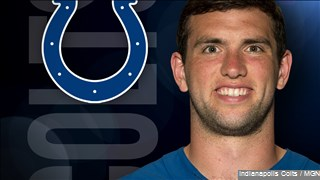 Andrew Luck Colts