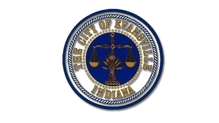City of Evansville Stamp
