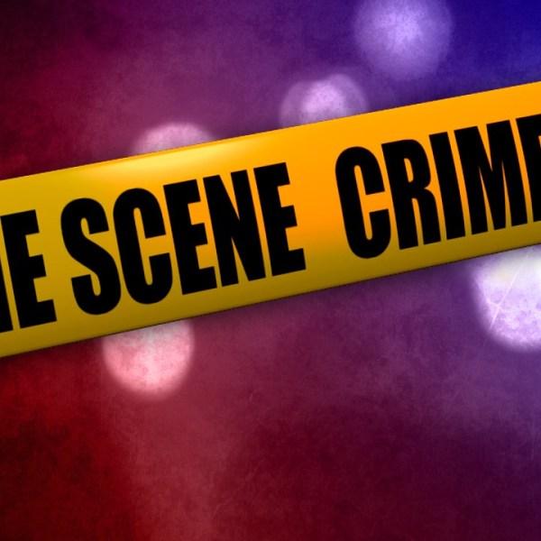 Crime Scene Tape Investigation