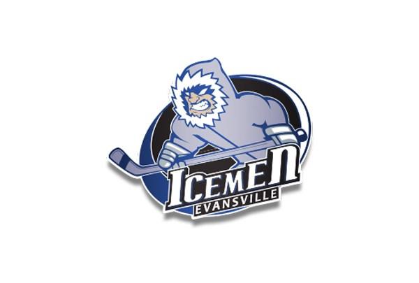 Evansville IceMen Logo