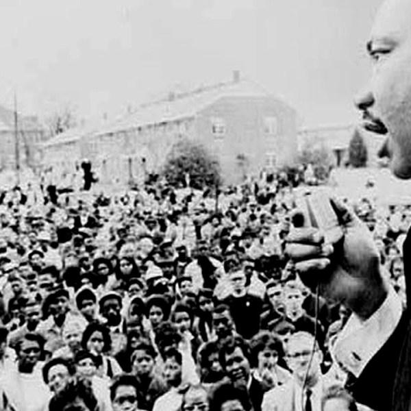 MLK Martin Luther King, Jr.