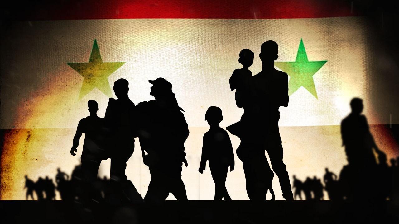 Refugees Syria Generic