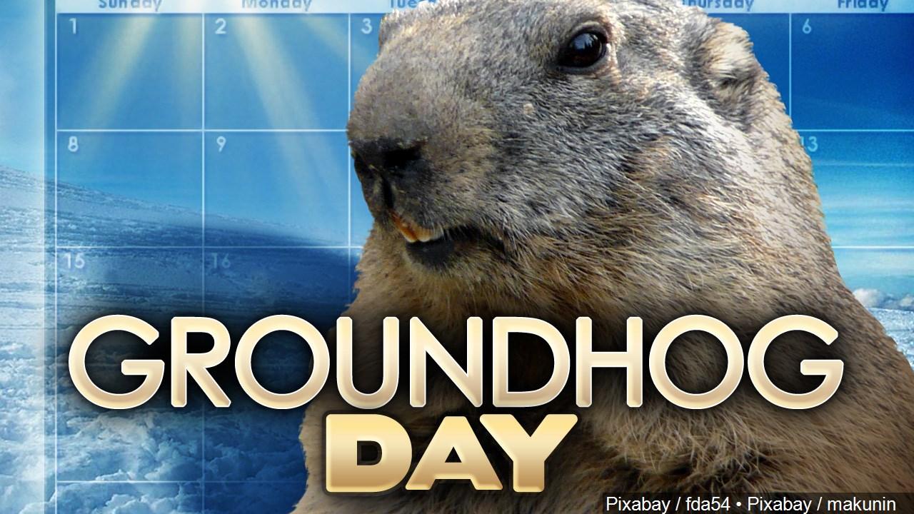 Groundhog Day Pic