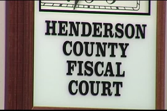 Henderson Fiscal Court Sign_-8390315424476215446