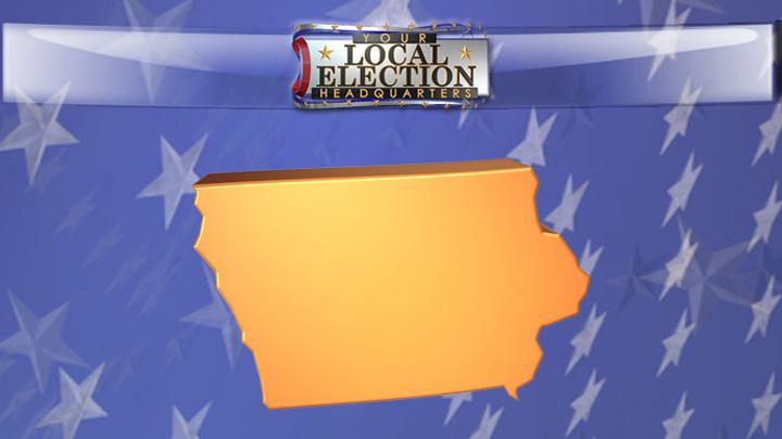 YLEH Iowa Map