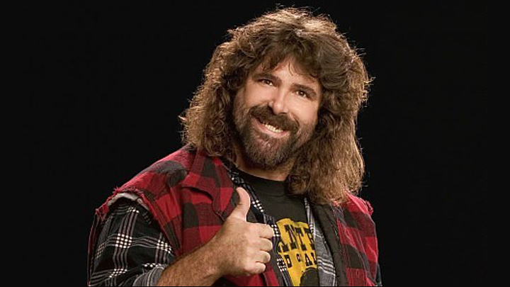 mick foley web