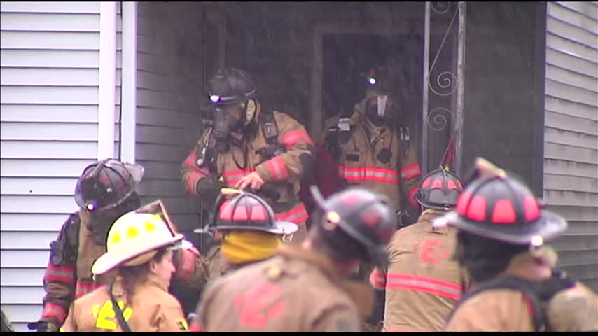 Family Dog Killed in House Fire on Garvin