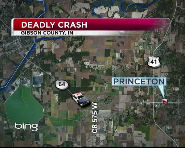 Fatal Crash Near Princeton