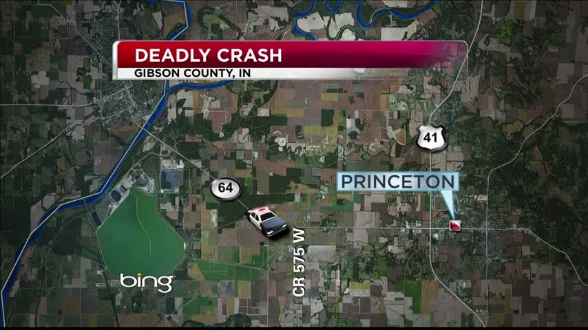 Fatal Crash Near Princeton