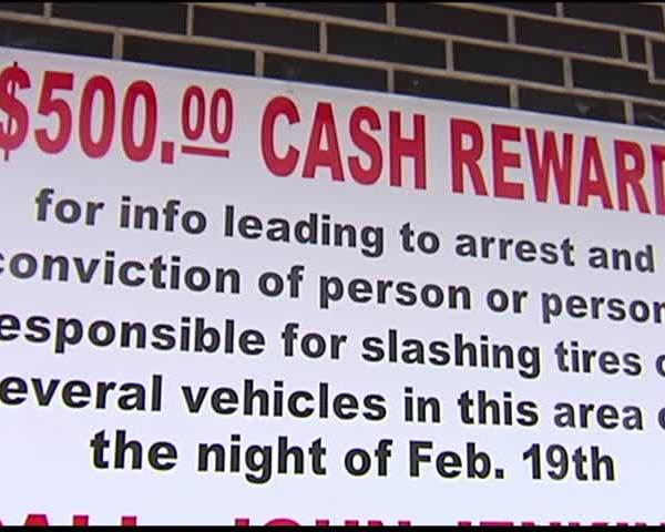 Jacobsville Man Offers Reward for Information on Vandalism_08295762-159532