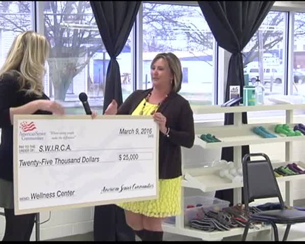 SWIRCA Receives Donation for New Wellness Center_95094043-159532