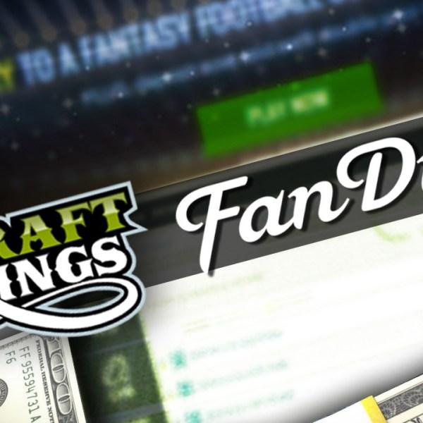 fan duel draft kings