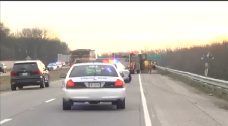 Fatal crash on I-69 near Green River Rd.