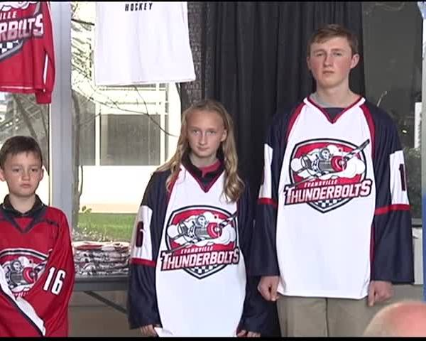 New Hockey Team Unveiled as Evansville Thunderbolts_61402620-159532