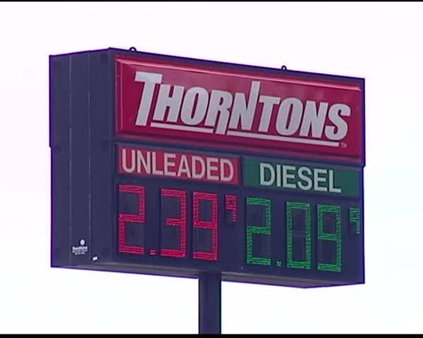 Gas Prices Up Ahead of Memorial Day Weekend_77495613-159532