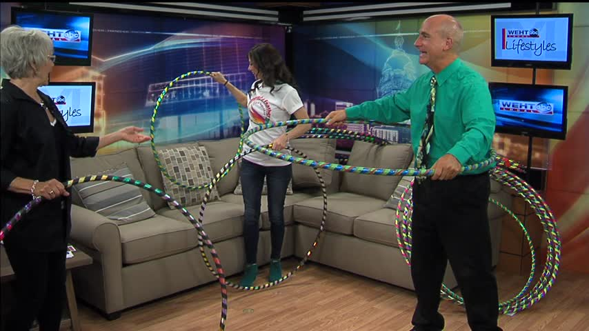Hula Hoop Instructor Joins Local Lifestyles_96428309-159532
