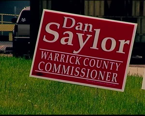 Warrick County Commission Races_31063338-159532
