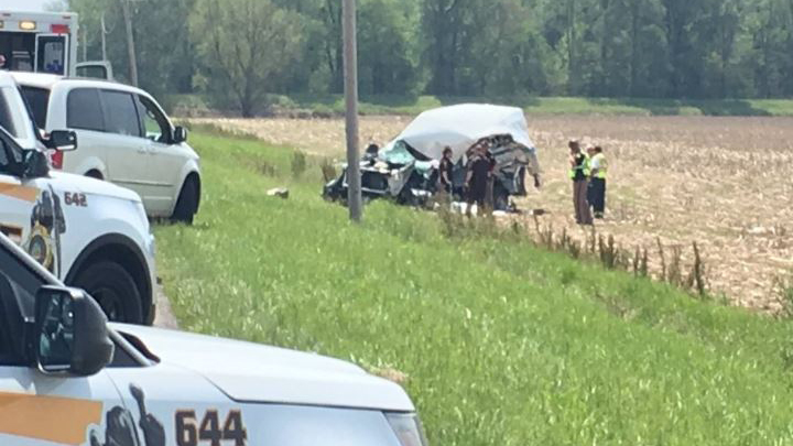daviess county new hartford road accident