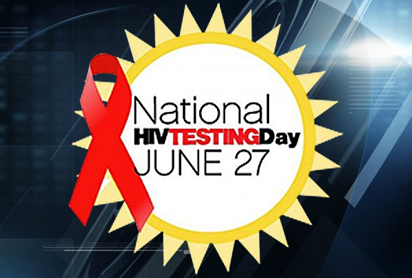 National HIV Testing Day web