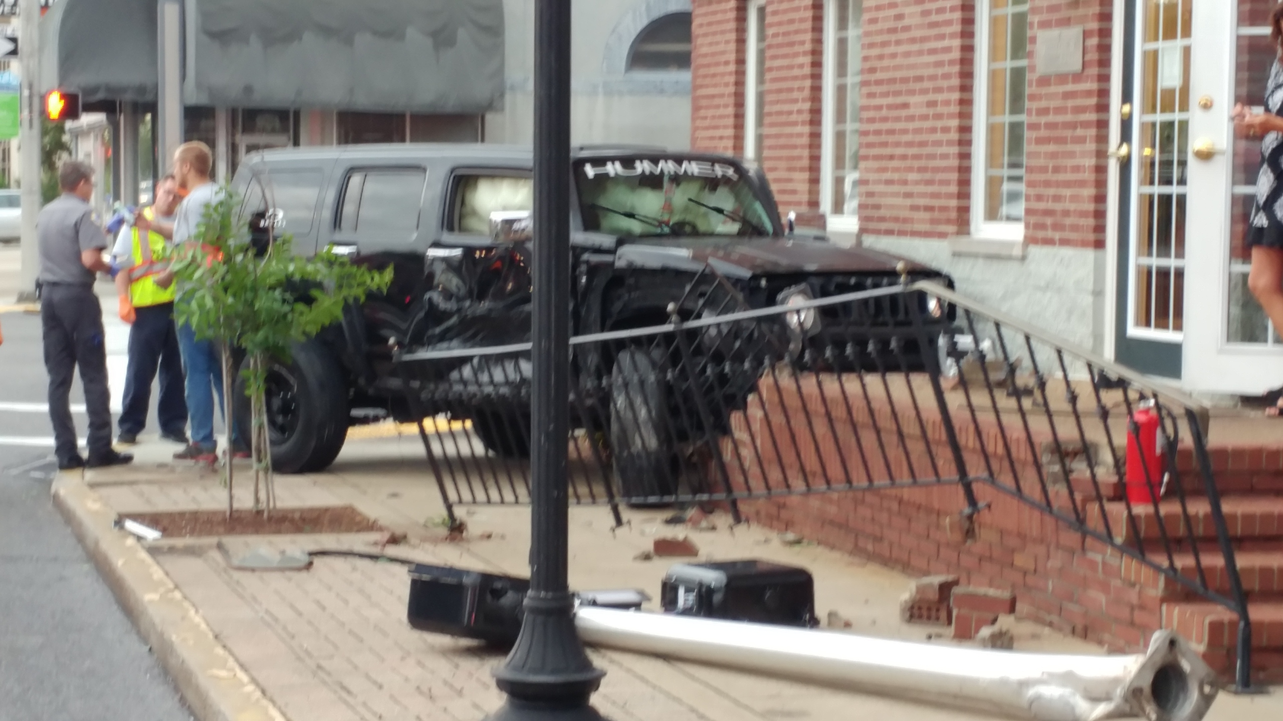 Owensboro Frederica Crash 1