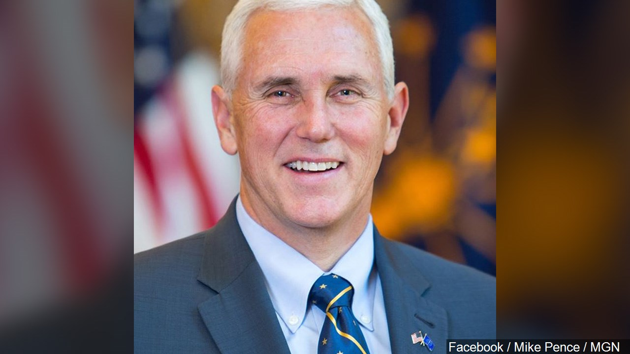 Mike Pence MGN Facebook