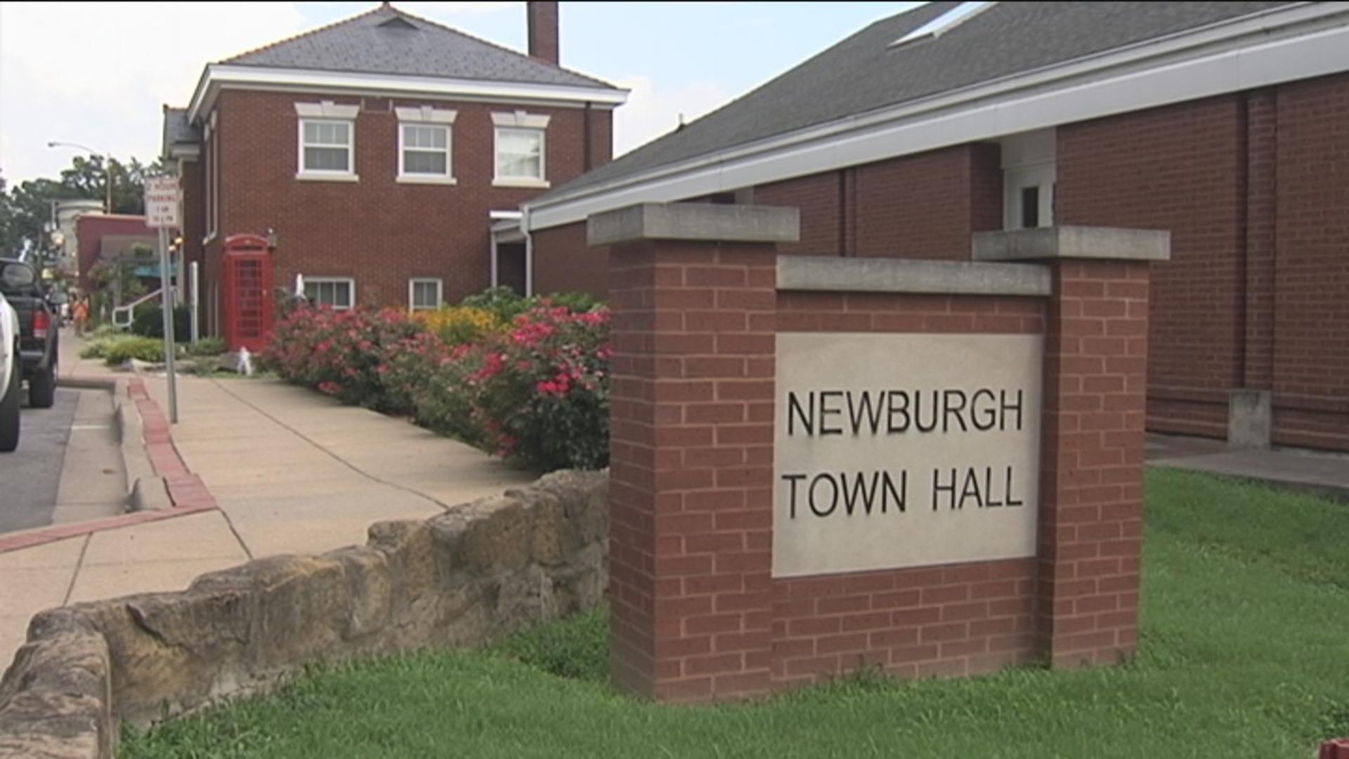 Newburgh Town Hall 2