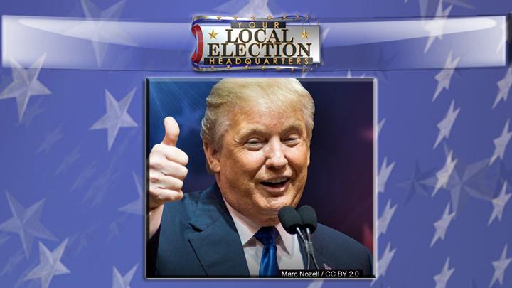 Donald Trump YLEH